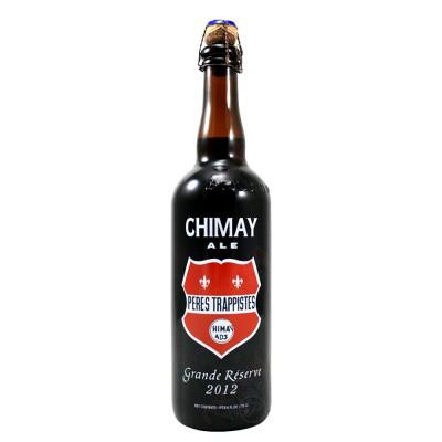 Bouteille Chimay Cuvée Grande réserve 75 cl