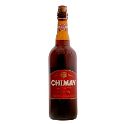 Bouteille Chimay première rouge 75cl