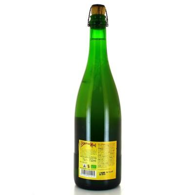 Bouteille de bière BIERE DES OURS-MIEL 8.4° (Bouteille de bière)