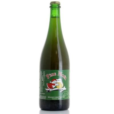 Bouteille de bière De Ranke Père Noël 75cl. (Bouteille de bière)