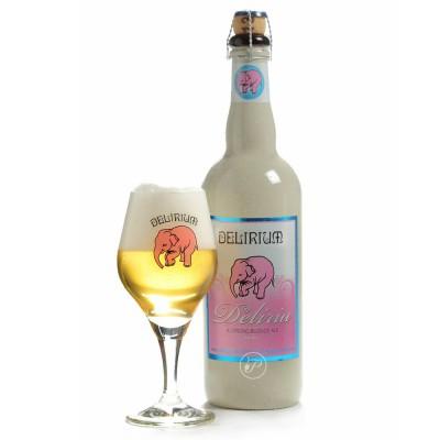 Bouteille de Bière Déliria de délirium 75cl