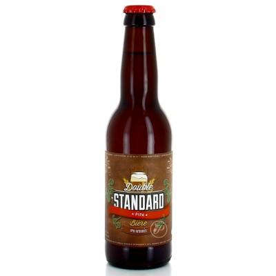 Bouteille de Bière Double Standard - PIPA - 33cl