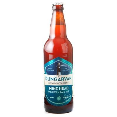 Bouteille de bière Dungarvan Mine Head 50cl