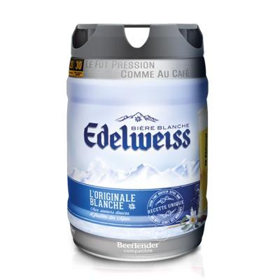 Edelweiss - Fût Bière 5L Beertender (Futs de bière)