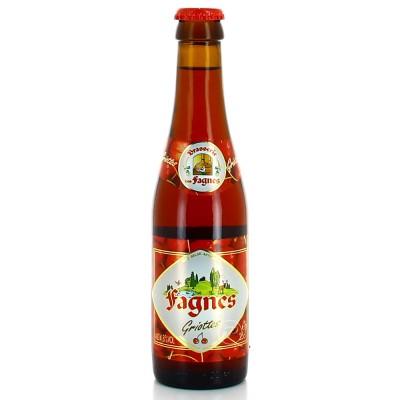 Bouteille de bière FAGNES GRIOTTES