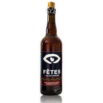 Bouteille de bière The Eye's Hunter Fêtes 6,5° - 75cl (Bouteille de bière)