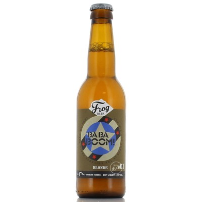 Bouteille FrogBeer - Bababoom - 33cl