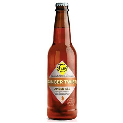 Bière Frog - Ginger Twist - 33cl