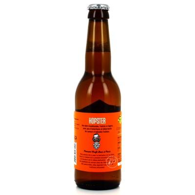 Bière Frog - Hopster - 33cl
