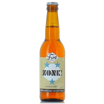 Bouteille FrogBeer - Zonk - 33cl