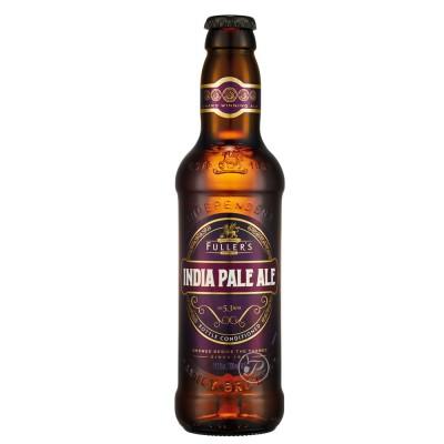 Bouteille de bière Fuller's IPA 50cl (Bouteille de bière)
