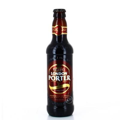 Bouteille Fuller's - London Porter - 33cl (Bouteille de bière)Retour  Réinitialiser  Supprimer  Dupliquer  Sauvegarder  Sauvegarder et continuer à éditer