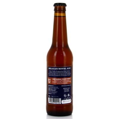 Bouteille Gallia Triple (Bouteille de bière)