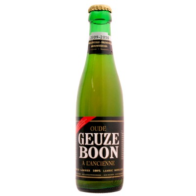 Bouteille Oude Gueuze Boon 33cl