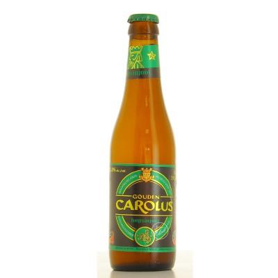 Bouteille de bière Carolus Hopsinjor 8° 33cl (Bouteille de bière)