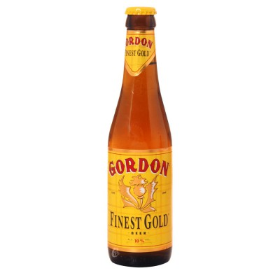 Bouteille Gordon finest Gold 33cl