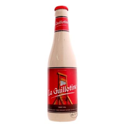 Bouteille Guillotine biere belge 33cl