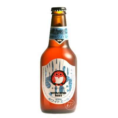 Bouteille de bière HITACHINO WHITE ALE 5.5° 33CL