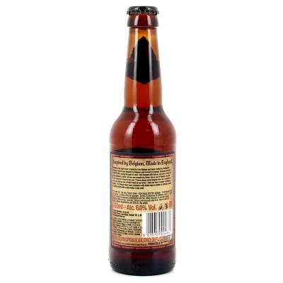 Bouteille de bière IRON MAIDEN HALLOWED 6°