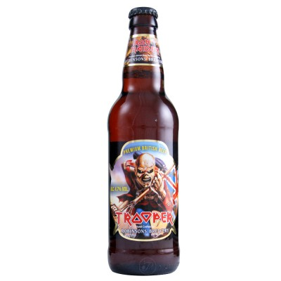 Bouteille Iron Maiden Trooper 33cl