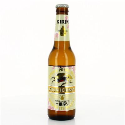 Bouteille Kirin Ichiban 33cl