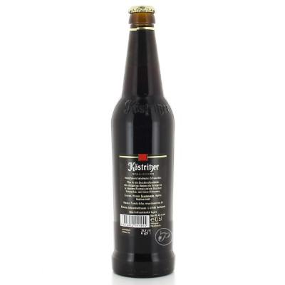 Bouteille de bière KOSTRITZER SCHWARZBIER 4.8°