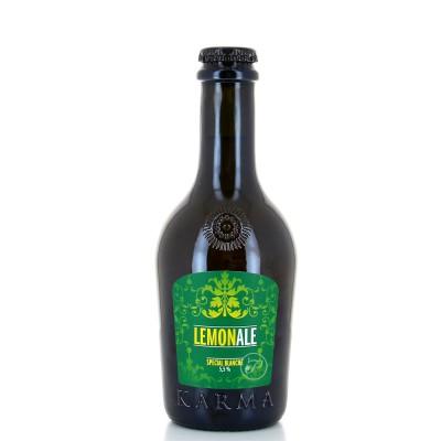 Bouteille de bière Karma Lemon Ale 33cl