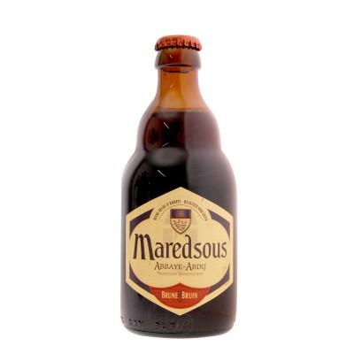 Bouteille Maredsous Brune 33cl