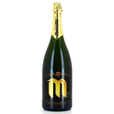 Bière Moinette Blonde - Magnum 1,5L (Bouteille de bière)
