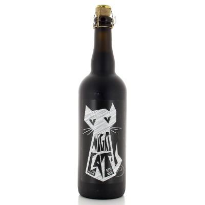Bouteille de bière NIGHT CAT 9° VP75CL