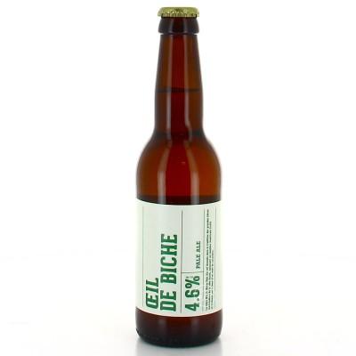 Bière Paname Brewing Company - Oeil de Biche