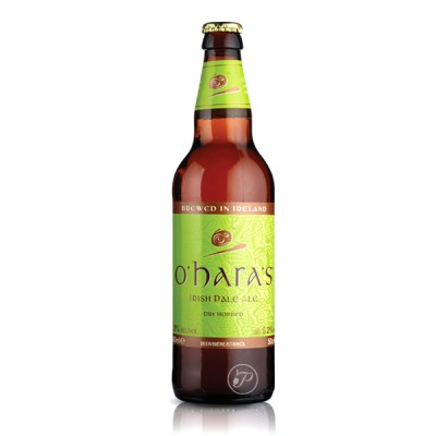 Bouteille de bière O'Hara's Irish Pale Ale 33cl (Bouteille de bière)