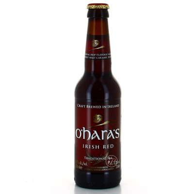 Bouteille O'Hara's Irish Red - 33cl