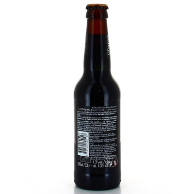 Bouteille O'Hara's Irish Stout - 33cl
