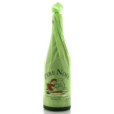 Bouteille de bière De Ranke Père Noël 75cl.