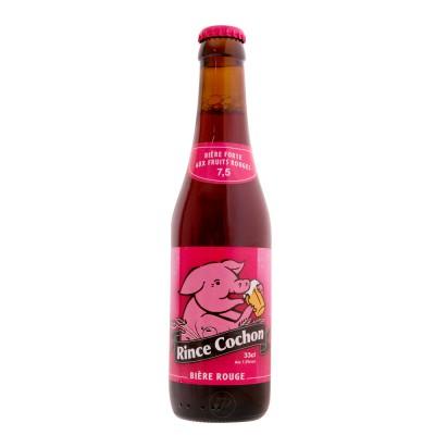 Bouteille Rince cochon Rose 33cl