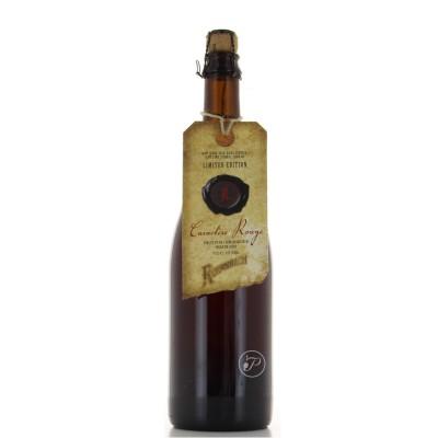 Bière Rodenbach Edition limité caractère rouge 7° 75cl.