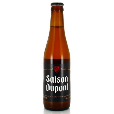 Bouteille Saison Dupont blonde 33cl