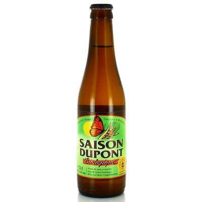 Bouteille Saison Dupont Bio - 33cl
