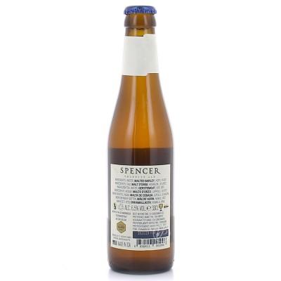 Bouteille de bière Spencer Trappist Ale - 33cl