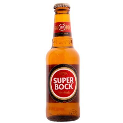 Bouteille Super Bock du Portugal 33cl