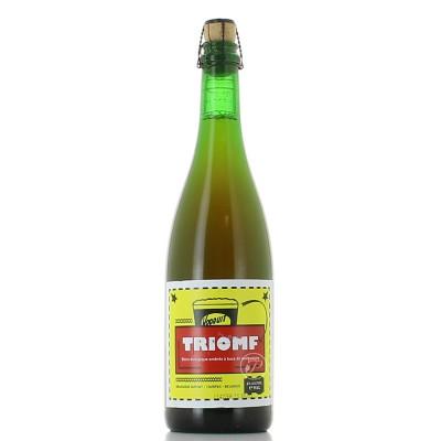 Bouteille de bière Triomf 75cl (Bouteille de bière)