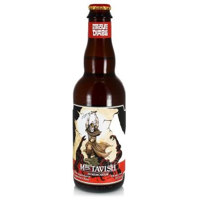 Bière Trou du Diable - Mac Tavish - 37.5cl (Bouteille de bière)