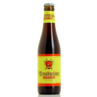 Bouteille de bière troubadour Obscura 33cl - 8,2° (Bouteille de bière)