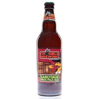 Bouteille de bière Trouble Brewing Sabotage 50cl