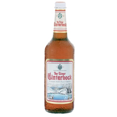 Bière Bauhöfer Ulmer Winterbock 33cl (Bouteille de bière)