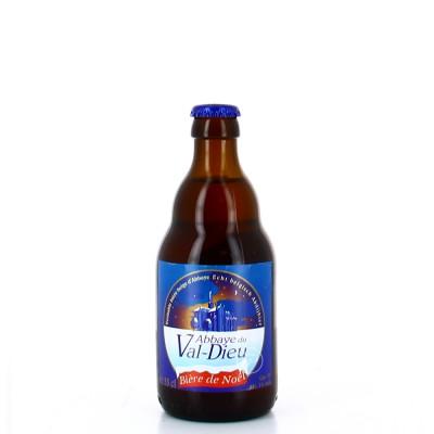 Bouteille Val-Dieu de Noël - 33cl. (Bouteille de bière)