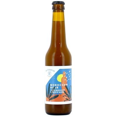 Bière White Frontier - Moroccan Gose