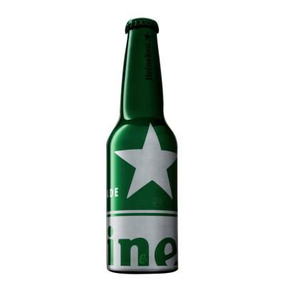Bouteille Aluminium Heineken Blonde 33cl