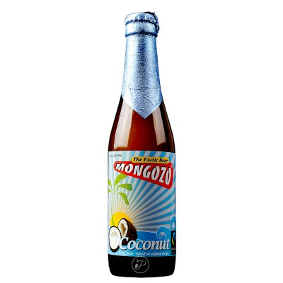 Bouteille Mongozo Banana Beer 33cl